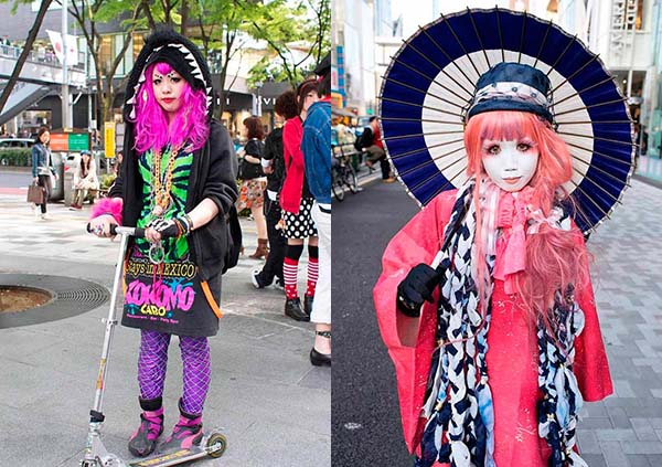 Image Gallery Japanese Fashion Trends